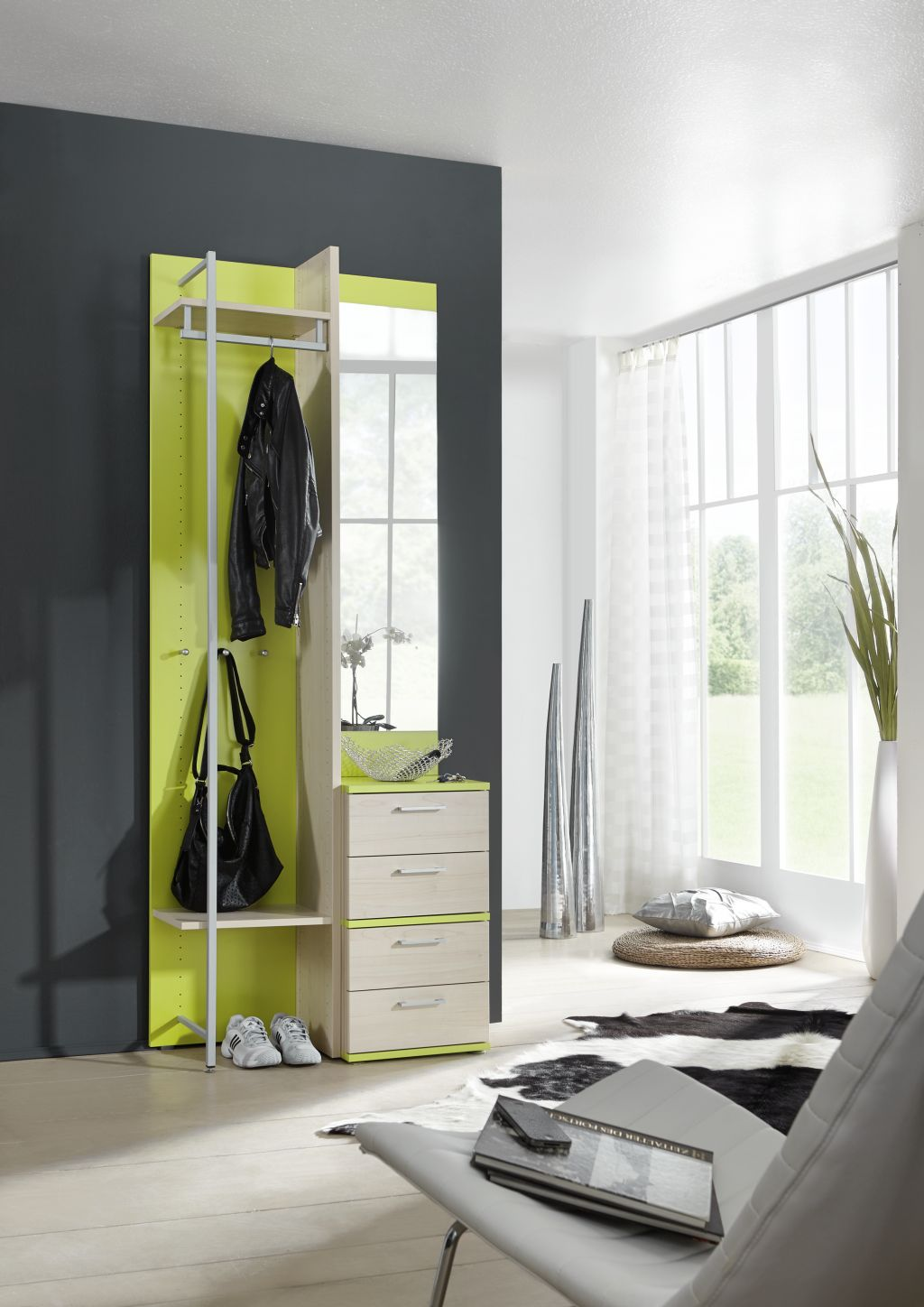 garderobe stefan 39 s m bel webshop. Black Bedroom Furniture Sets. Home Design Ideas